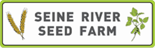 Seine River Seed Farm Sticky Logo